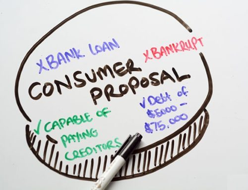 Difference between Bankruptcy and Consumer Proposal